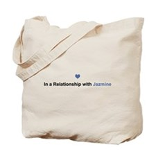 Jazmine Relationship Tote Bag