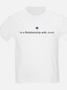 Janet Relationship T-Shirt