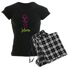 Juliette-cute-stick-girl.png Pajamas