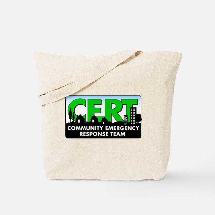 Cert Tote Bag