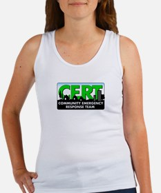 Cert Women's Tank Top