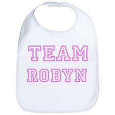 Pink team Robyn Bib