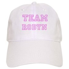 Pink team Robyn Baseball Cap