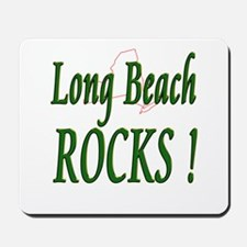 Long Beach Rocks ! Mousepad