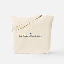 Jaclyn Relationship Tote Bag