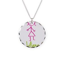 Liliana-cute-stick-girl.png Necklace