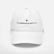 Irene Relationship Baseball Baseball Cap