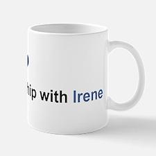 Irene Relationship Small Small Mug