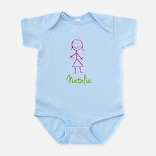 Natalia-cute-stick-girl.png Infant Bodysuit