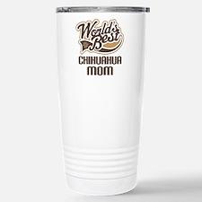 Chihuahua Mom Travel Mug