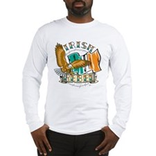 Irish Rebel Gear Ireland Long Sleeve T-Shirt