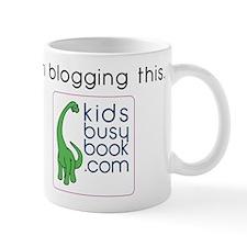 I'm Blogging This for KidsBusyBook.com Mug