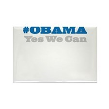 TeamObama Rectangle Magnet