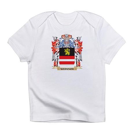 Weinisch Coat of Arms - Family Crest T-Shirt