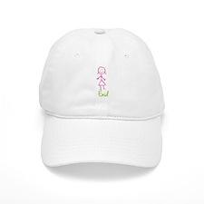 Enid-cute-stick-girl.png Baseball Cap