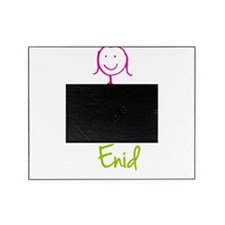 Enid-cute-stick-girl.png Picture Frame