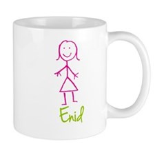 Enid-cute-stick-girl.png Mug