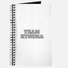 Team Kyndra Journal