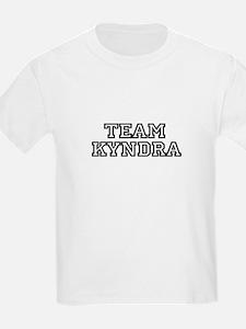 Team Kyndra Kids T-Shirt