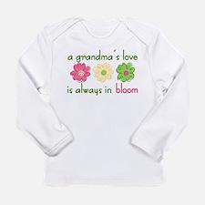 Grandma's Love Long Sleeve Infant T-Shirt