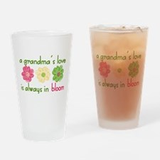 Grandma's Love Drinking Glass