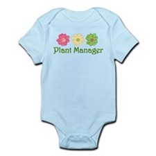 Plant Manager Infant Bodysuit