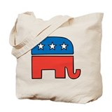 Elephants Canvas Bags