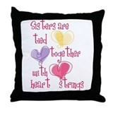Sisters Cotton Pillows