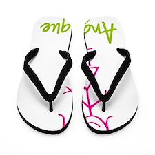Angelique-cute-stick-girl.png Flip Flops
