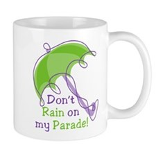 Don't Rain Small Mug