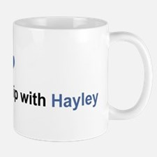 Hayley Relationship Mug