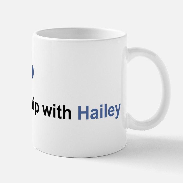 Hailey Relationship Mug