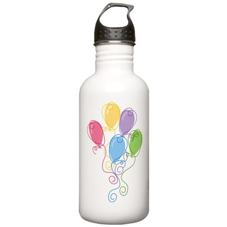 Balloons Stainless Water Bottle 1.0L