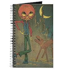 Oz Jack Pumpkinhead and Sawhorse Journal