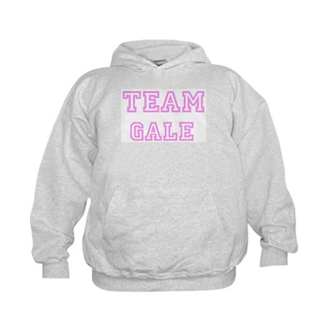 Pink team Gale Kids Hoodie