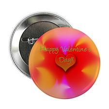 """Valentines Day 2.25"""" Button"""