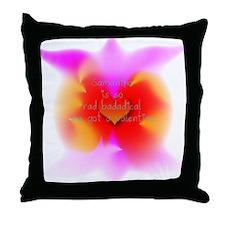Custom Valentine Throw Pillow