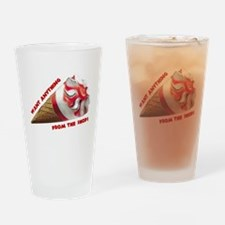 Want Anything from the Shop? Drinking Glass