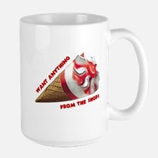 Want Anything from the Shop? Large Mug