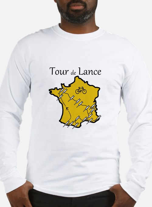 Tour de Lance 2.png Long Sleeve T-Shirt