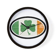 St Patrick's day Wall Clock