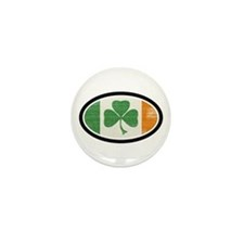 St Patrick's day Mini Button (10 pack)