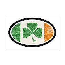 St Patrick's day Car Magnet 20 x 12