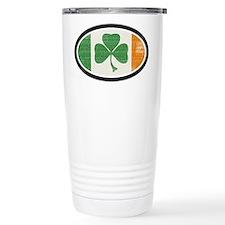St Patrick's day Travel Mug