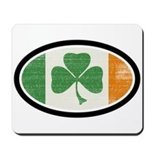 St Patrick's day Mousepad
