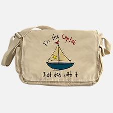 I'm The Captain Messenger Bag