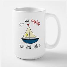 I'm The Captain Mug
