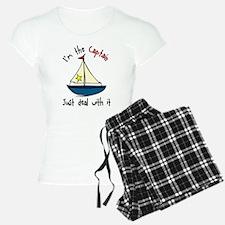 I'm The Captain pajamas