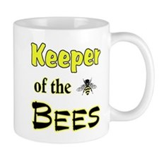 2-keeper of the bees dark Mugs