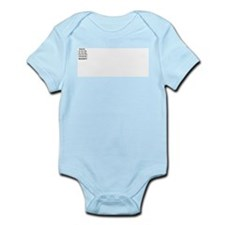 EGGS ARE SIDES Infant Bodysuit